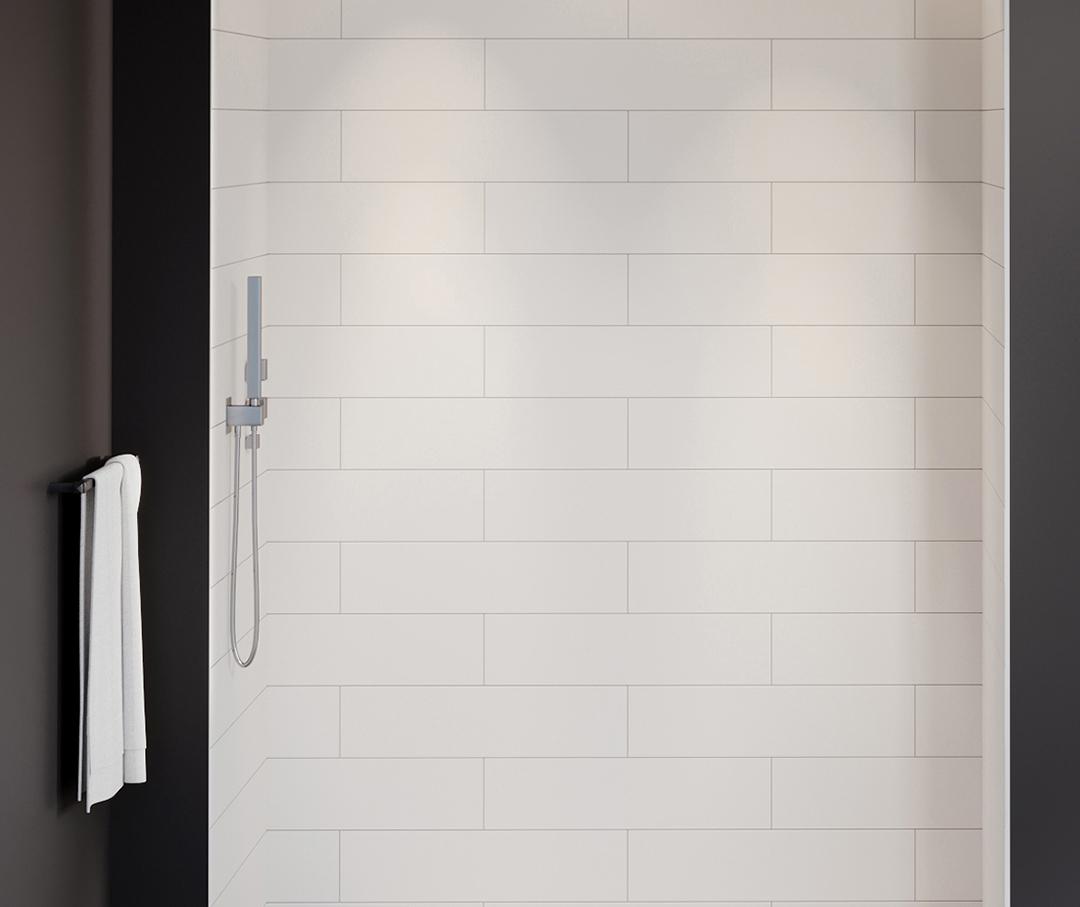 ABG Hospitality: Shower Walls