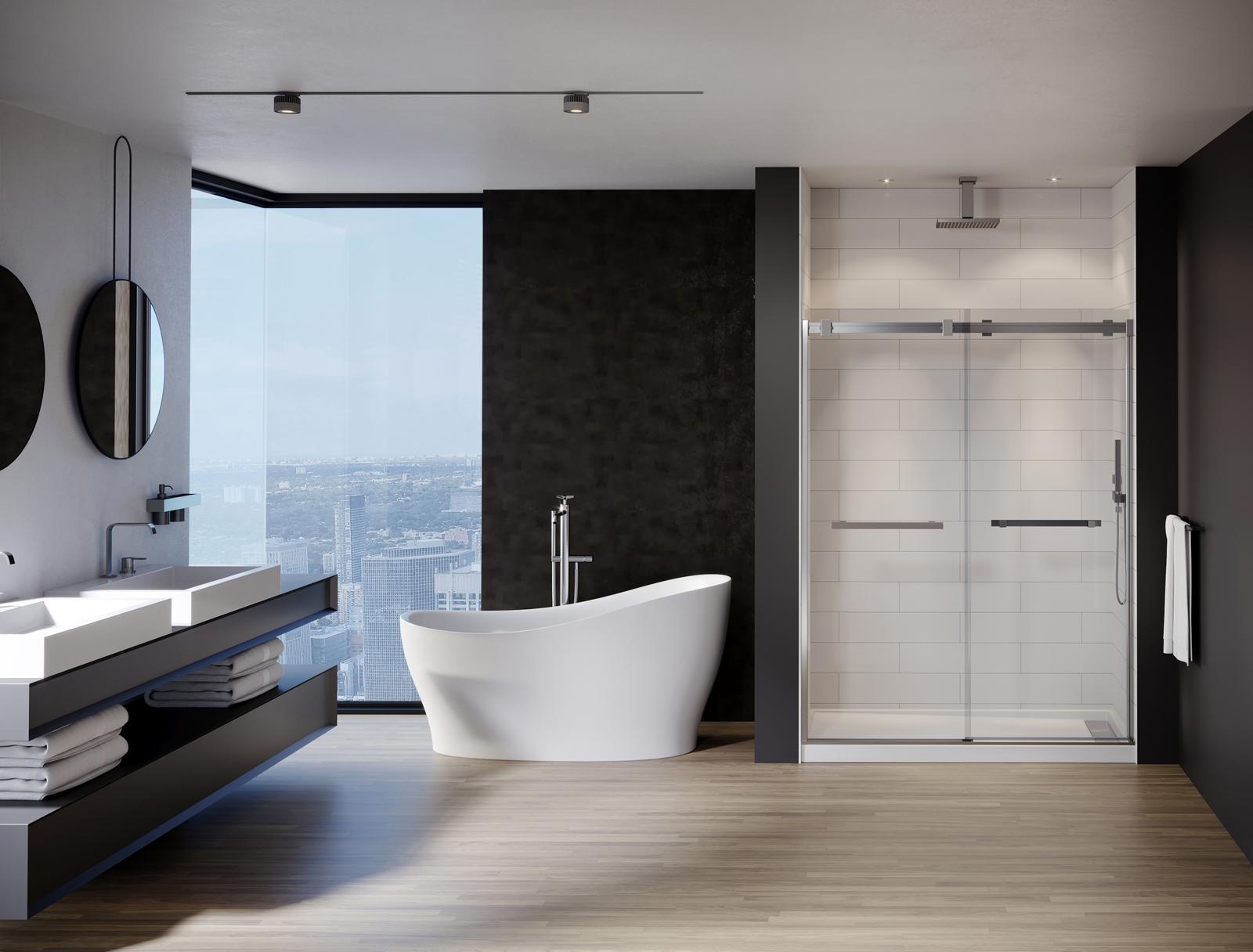 ABG Hospitality Shower Solutions