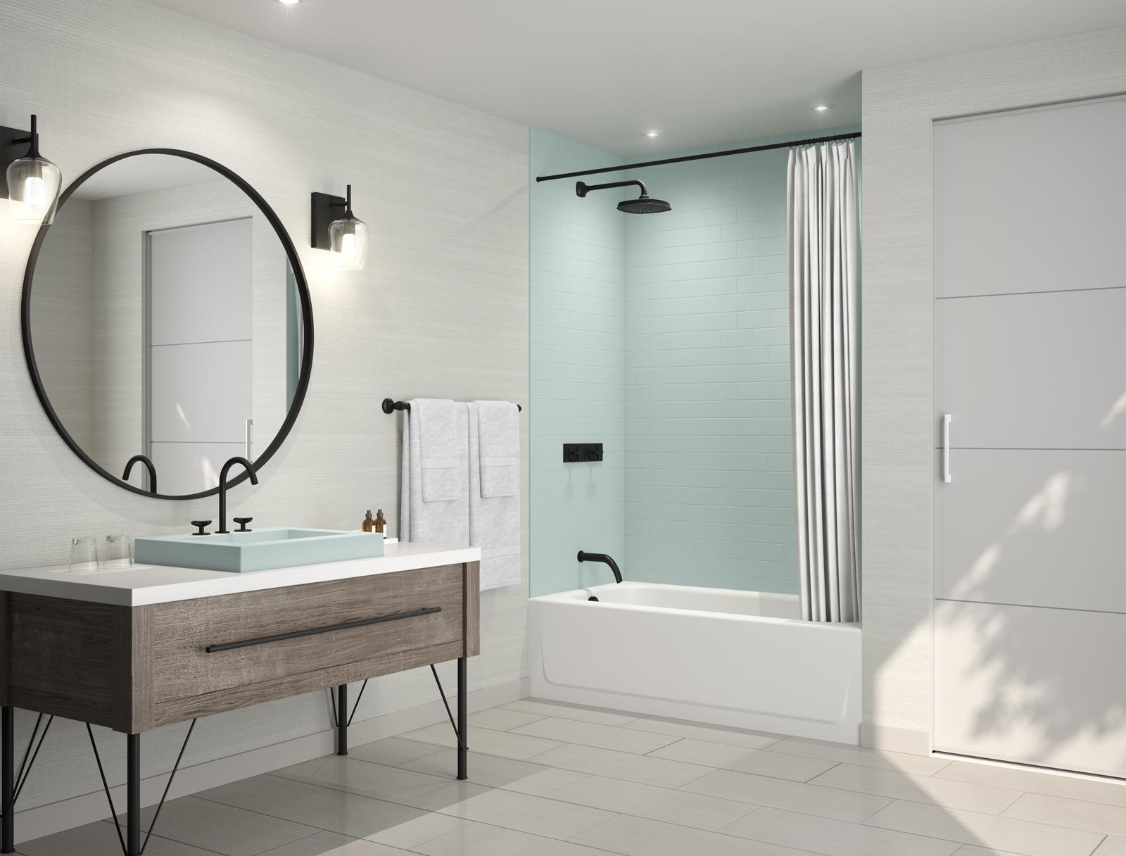 ABG Hospitality Tub Showers