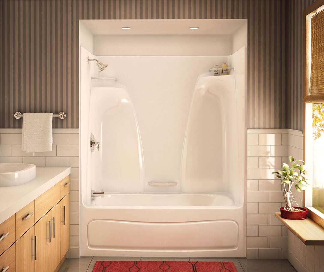 Range of tub showers.