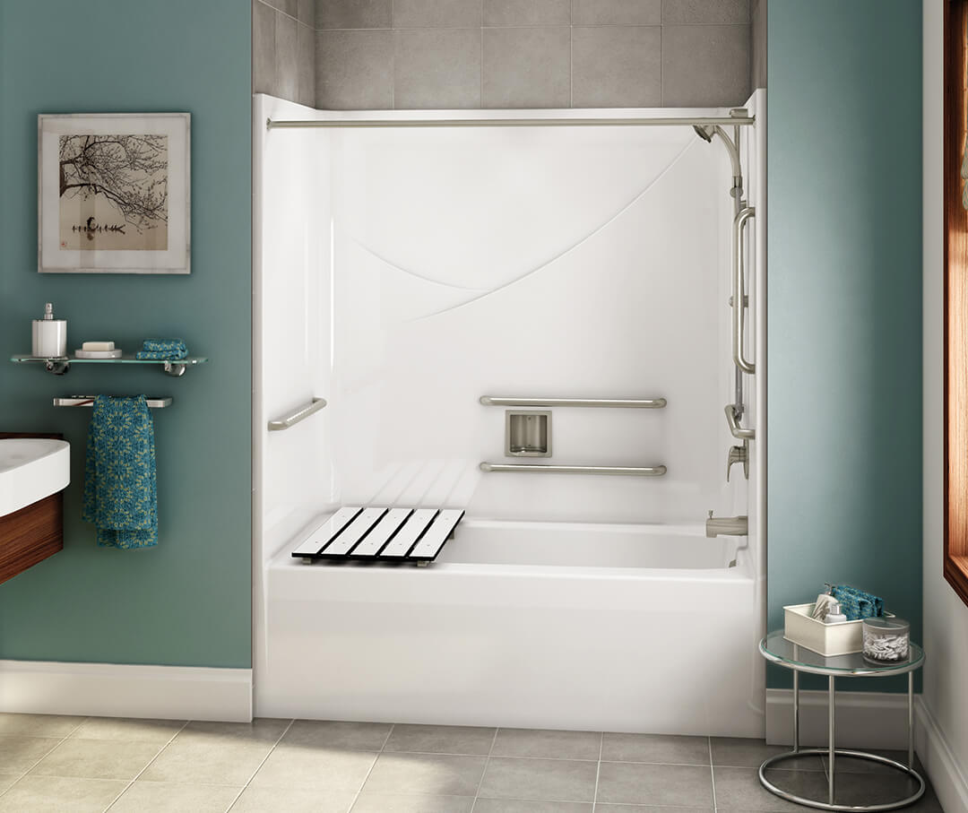 Showers & Tube Showers by AKER.