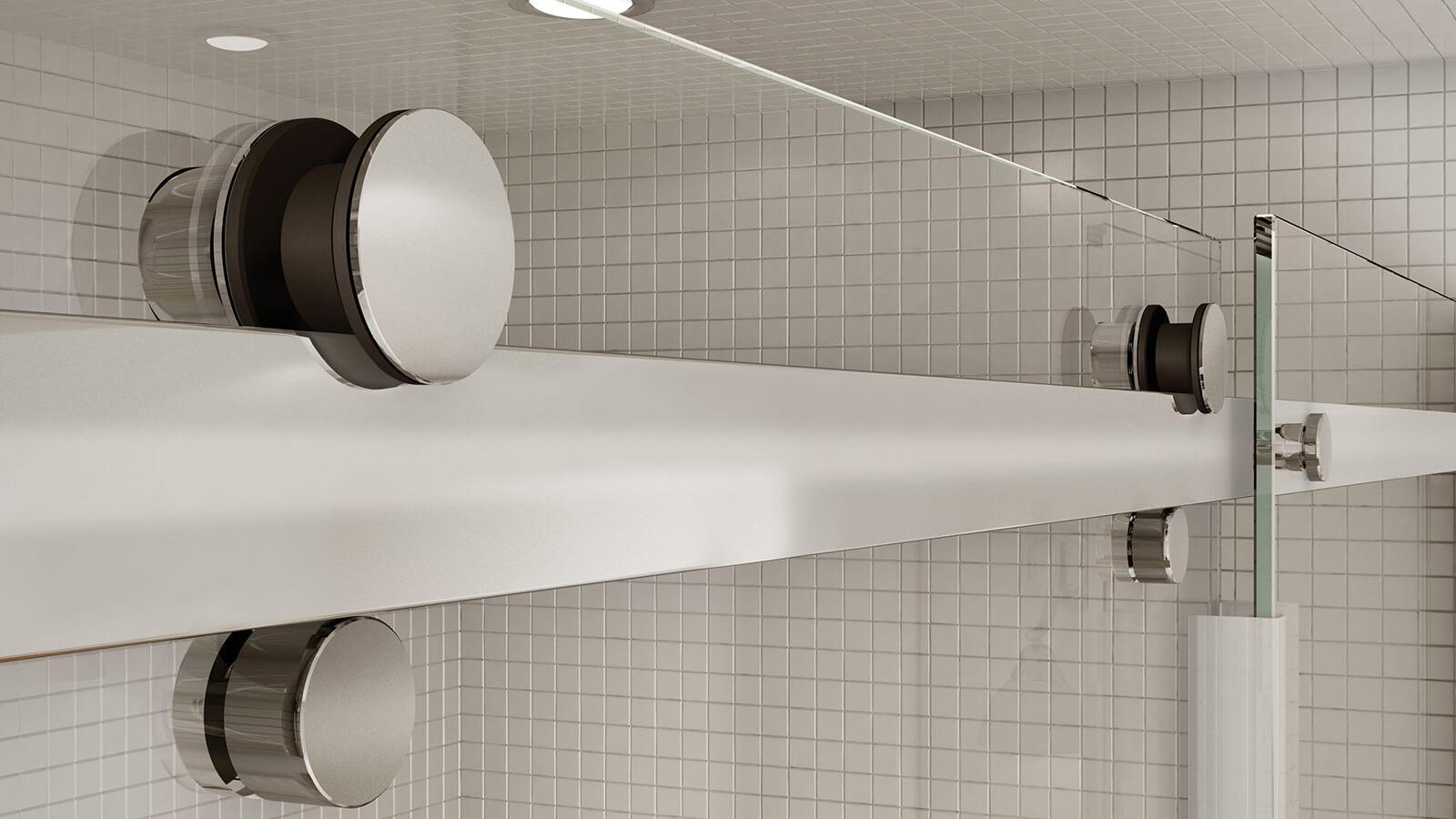 Halo shower & tub door