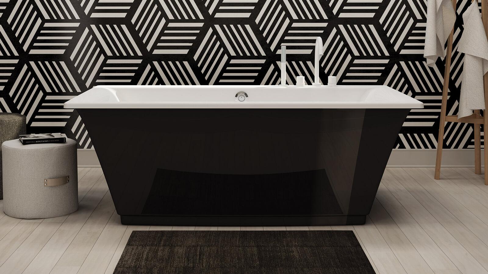 Optik F - Freestanding bathtub