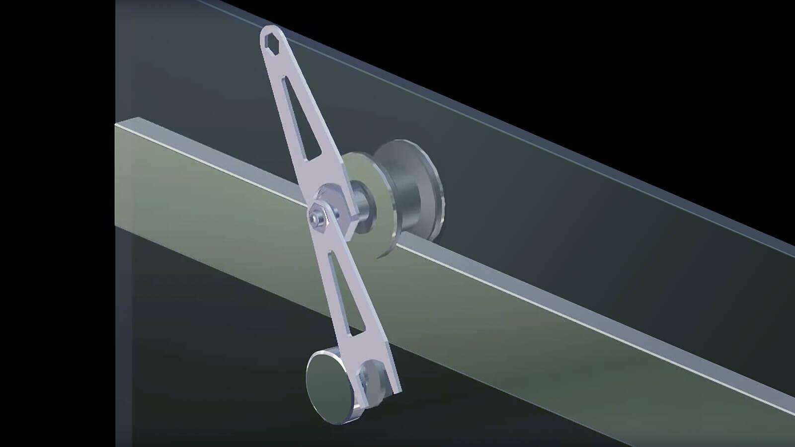Roller Adjustment System