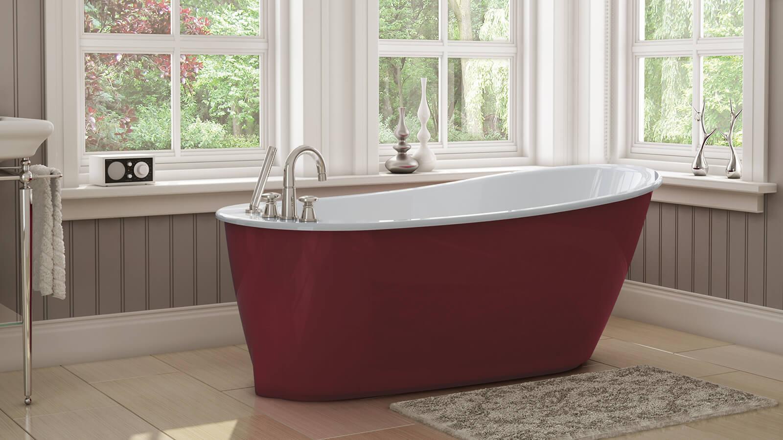 Sax - Freestanding bathtub