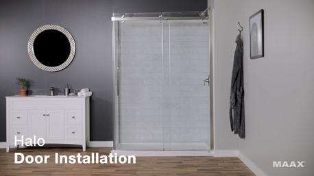Halo Door Installation Video