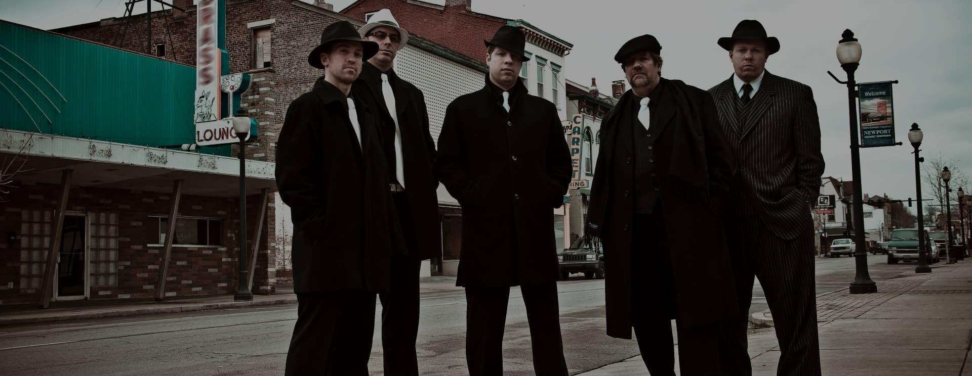 Newport Gangster Tour