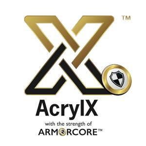 AcrylX Logo