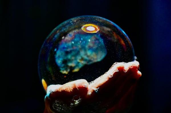 حبابی از پروژههای جانبیِ استارتاپی