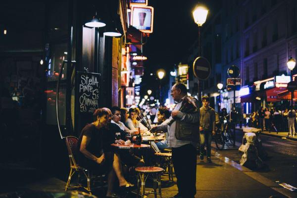 قصههای پاریس