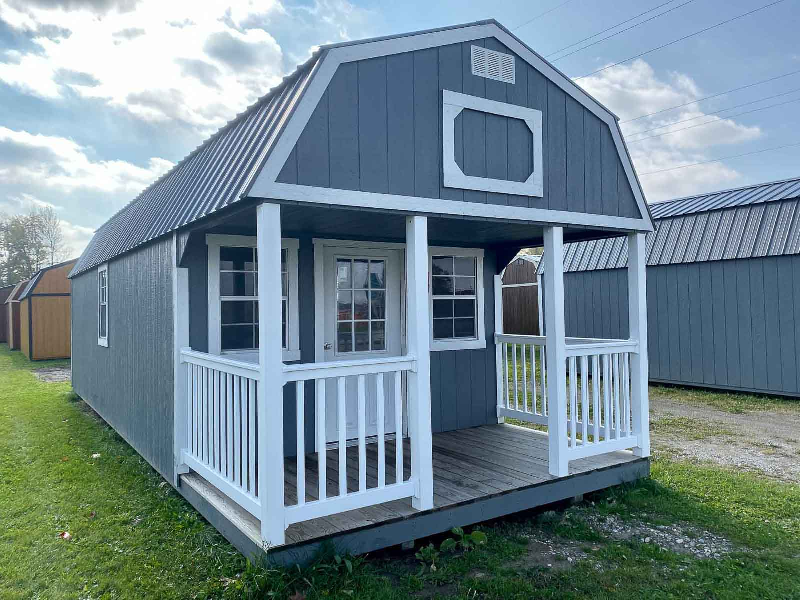 Amish Cabins located in Adrian Michigan