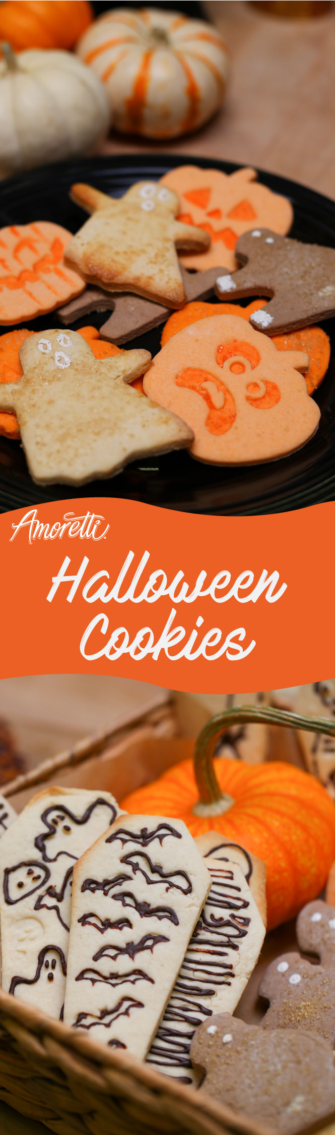 Make Halloween extra festive with these gorgeous treats!
