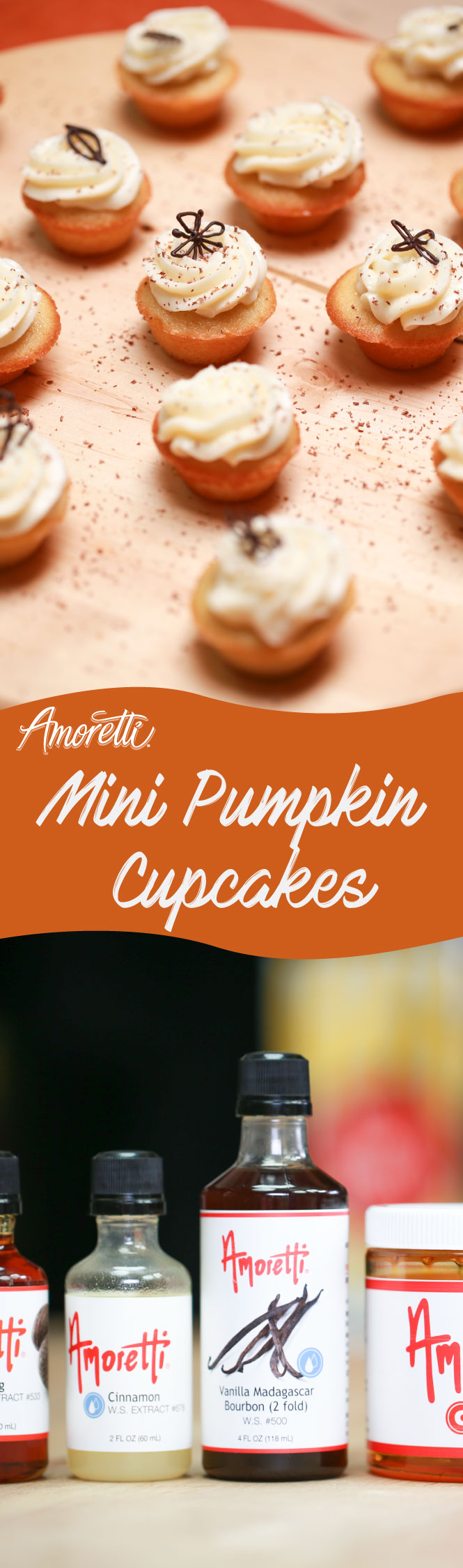 Packed with pumpkin pie flavor, these are great tiny morsels to enjoy with the family!