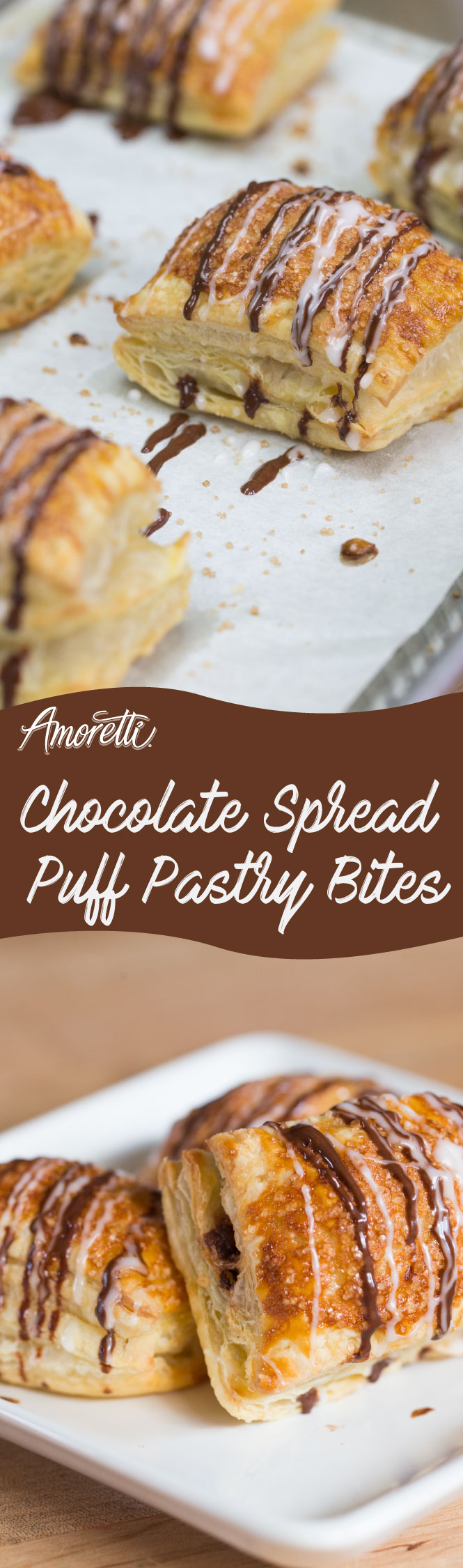 Make this sweet, flaky treat when that next craving hits!