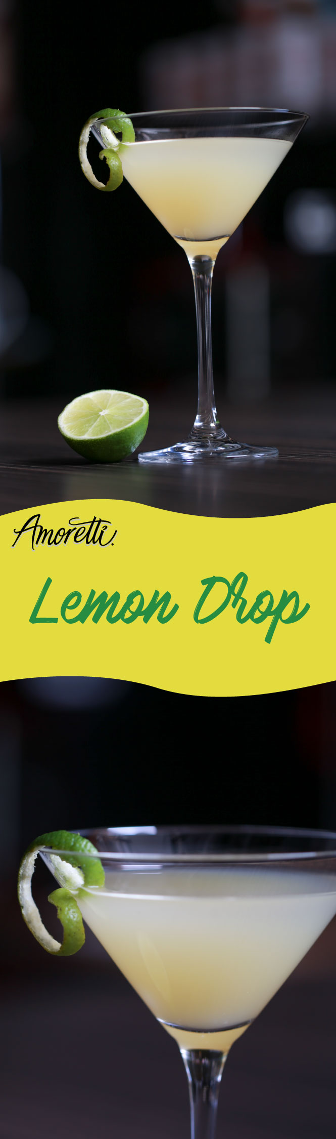 Invite your friends over and impress them with this fancy drink!