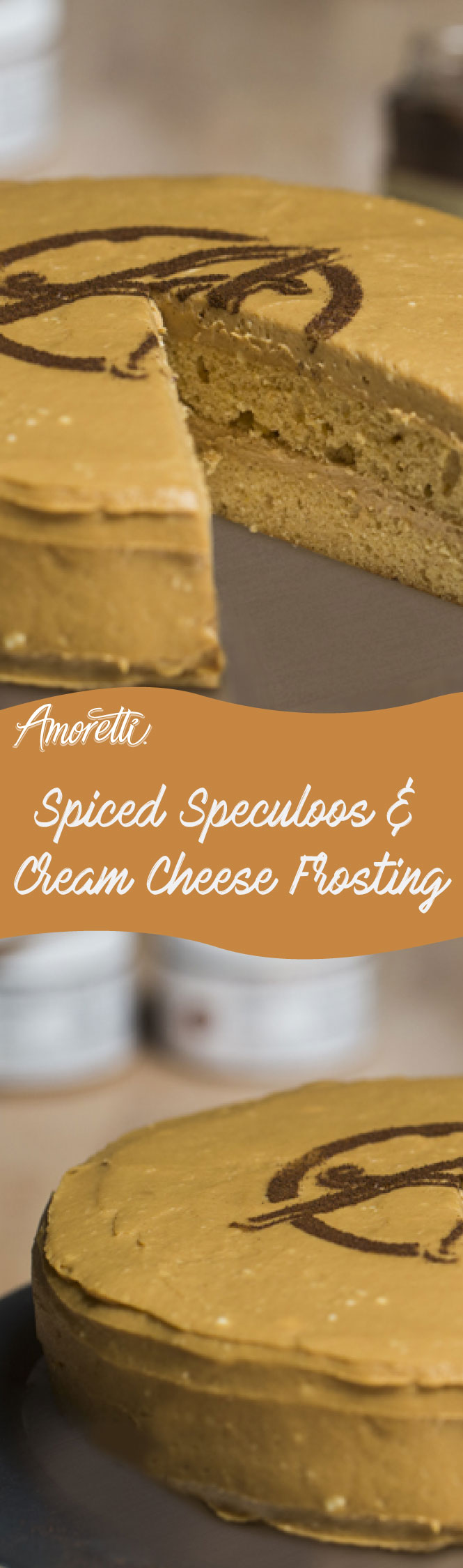 Embrace the flavors of autumn with this easy frosting!