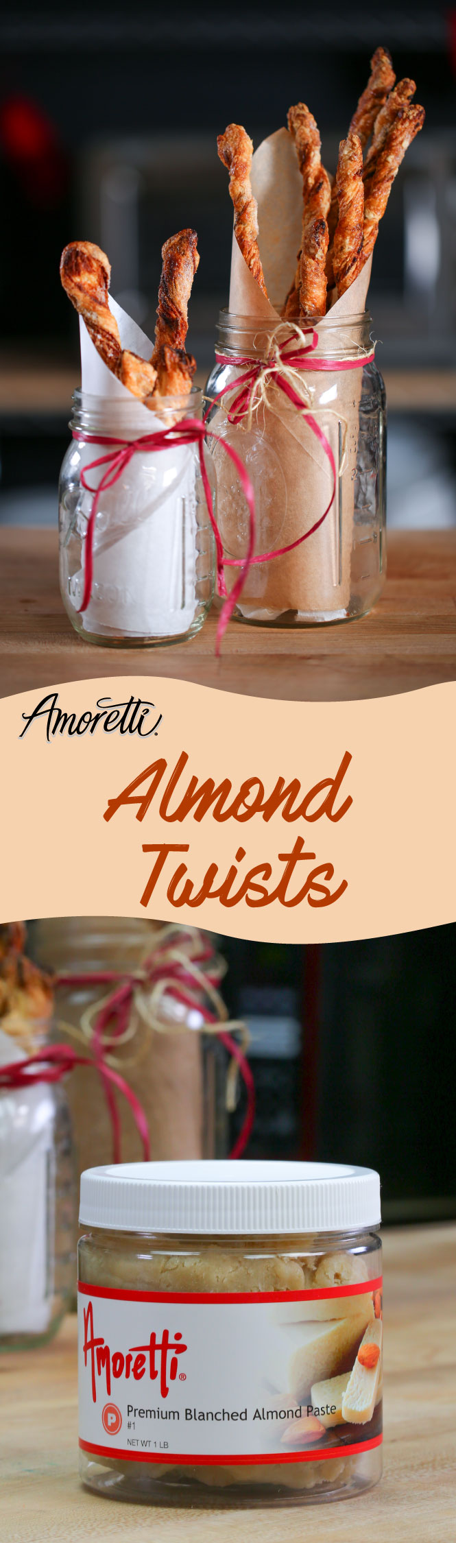 Surprise your friends and family with some Almond Twist gifts!