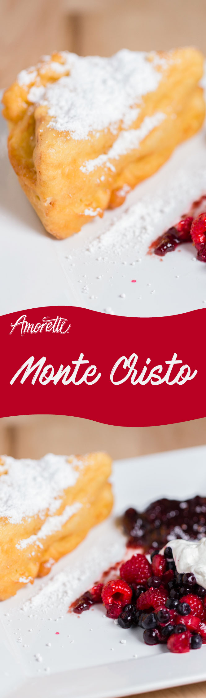 Make Monte Cristos for brunch!