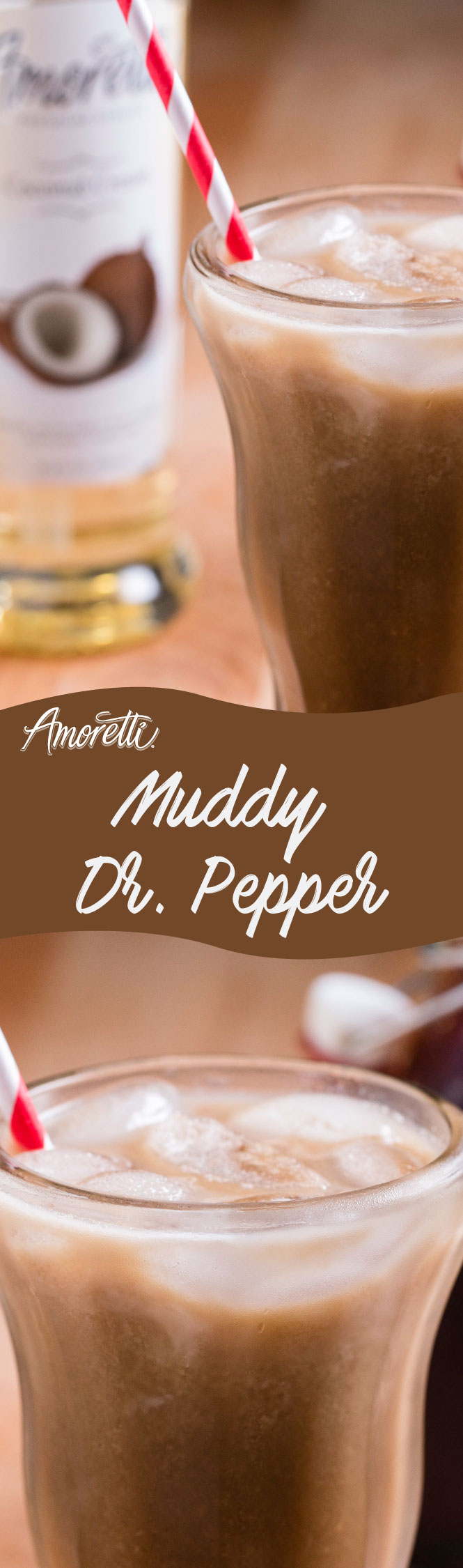 Cool off with a Muddy Dr. Pepper!