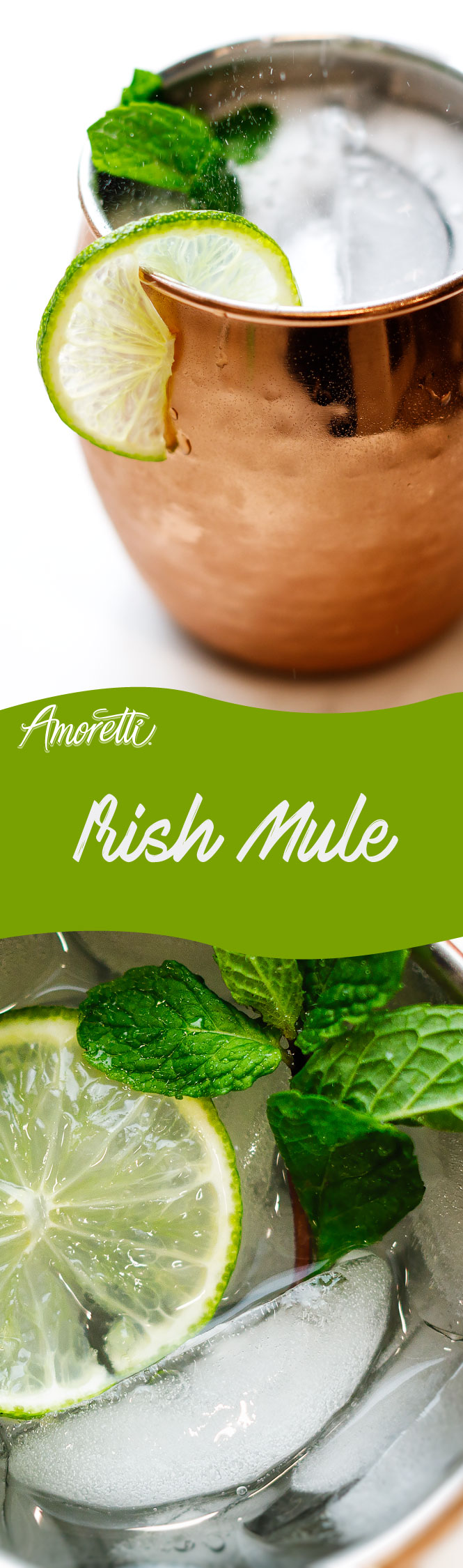 Not a vodka drinker? Try this Irish Mule instead!