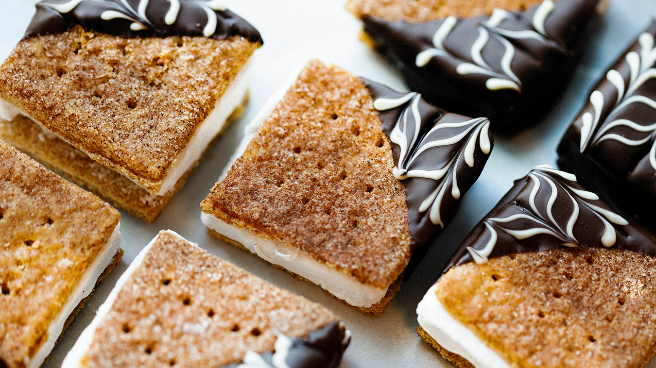 Amoretti Recipe Contest Winner: S'mores