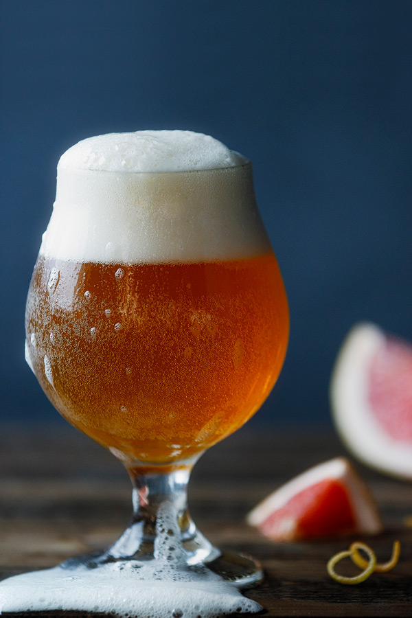 Amoretti Recipe: Grapefruit IPA