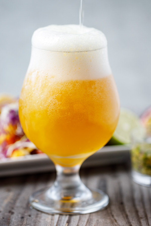 Amoretti Recipe: Passion Fruit IPA