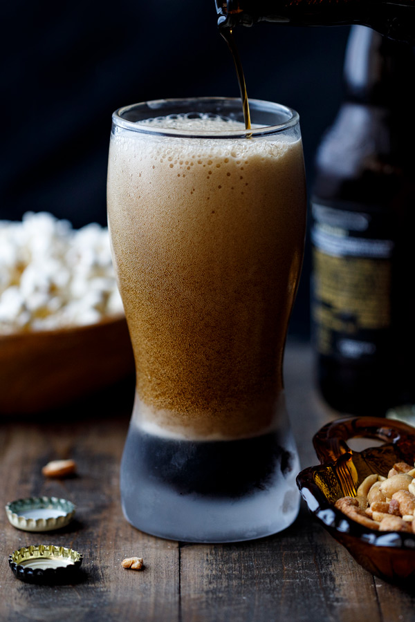 Amoretti Recipe: Root Beer Stout