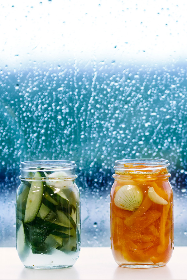 Amoretti Recipe: Pickled Vegetables!