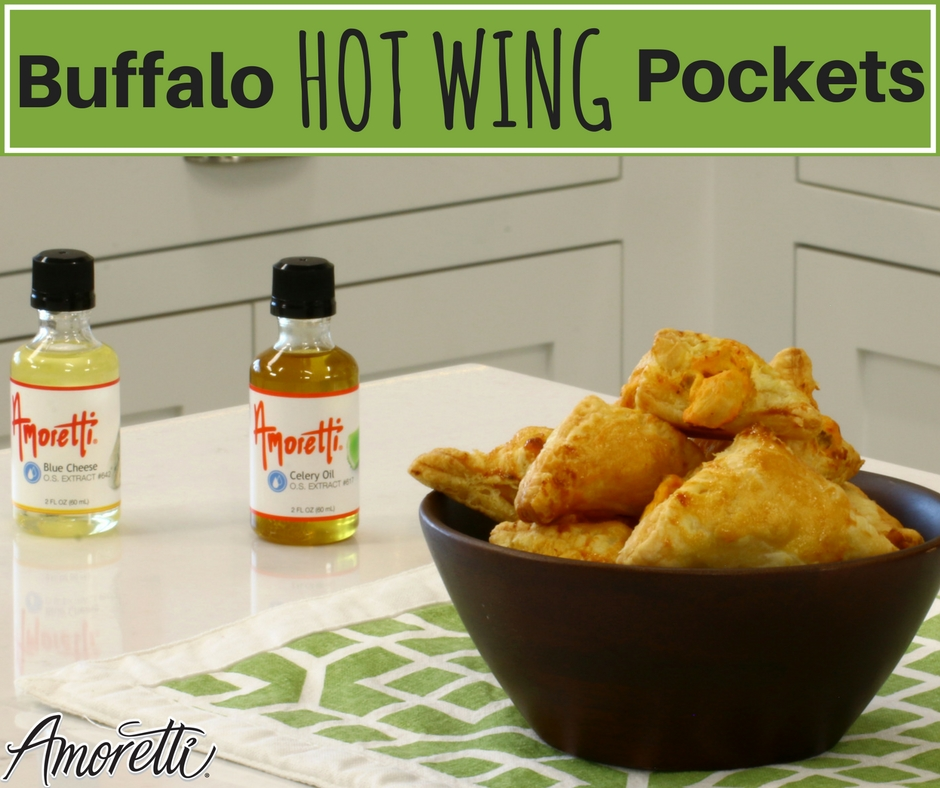 Amoretti Buffalo Hot Wing Pockets