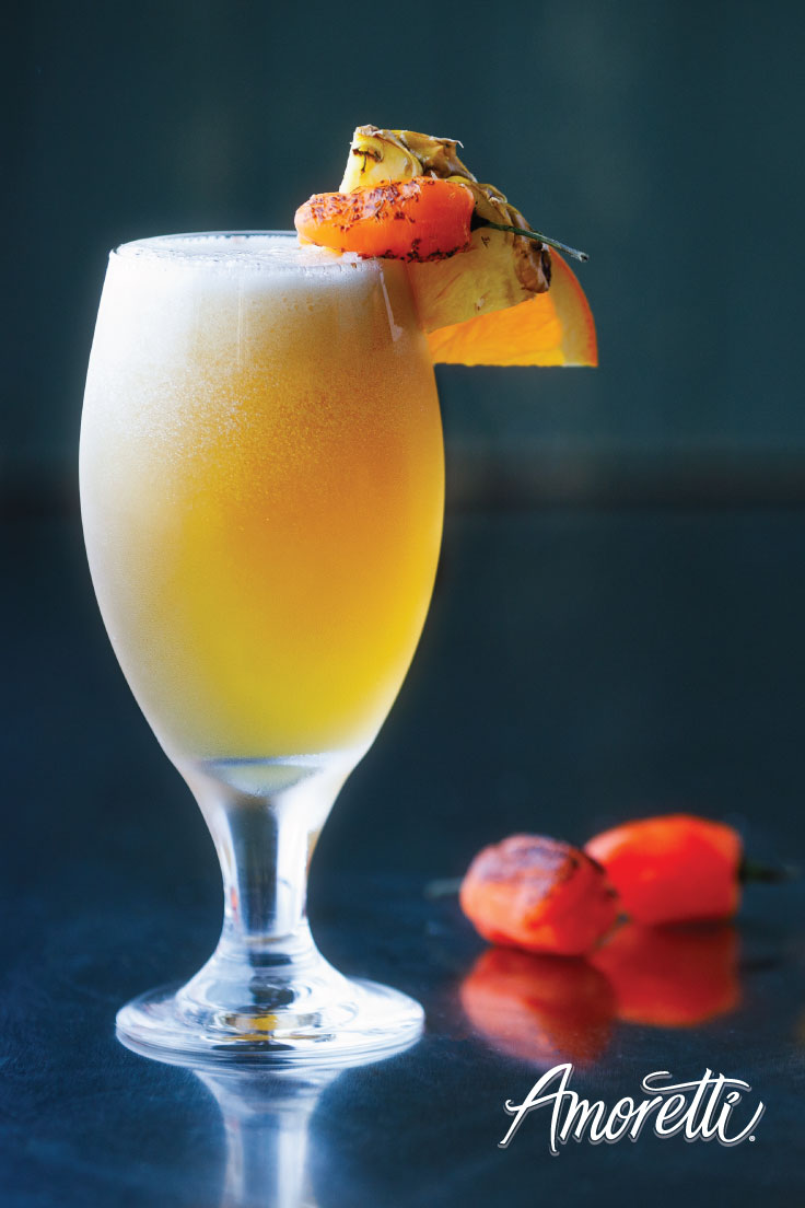 Amoretti Pineapple Habanero Shandy Recipe: Make this summer unforgettable!