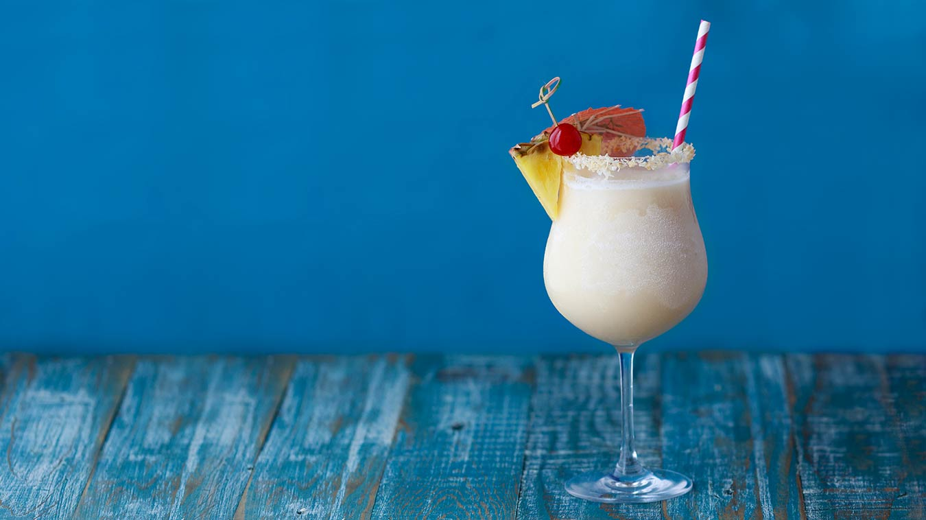 Amoretti Recipe: Virgin Guava Colada
