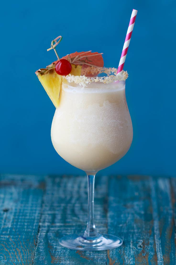 Amoretti Virgin Guava Colada Recipe