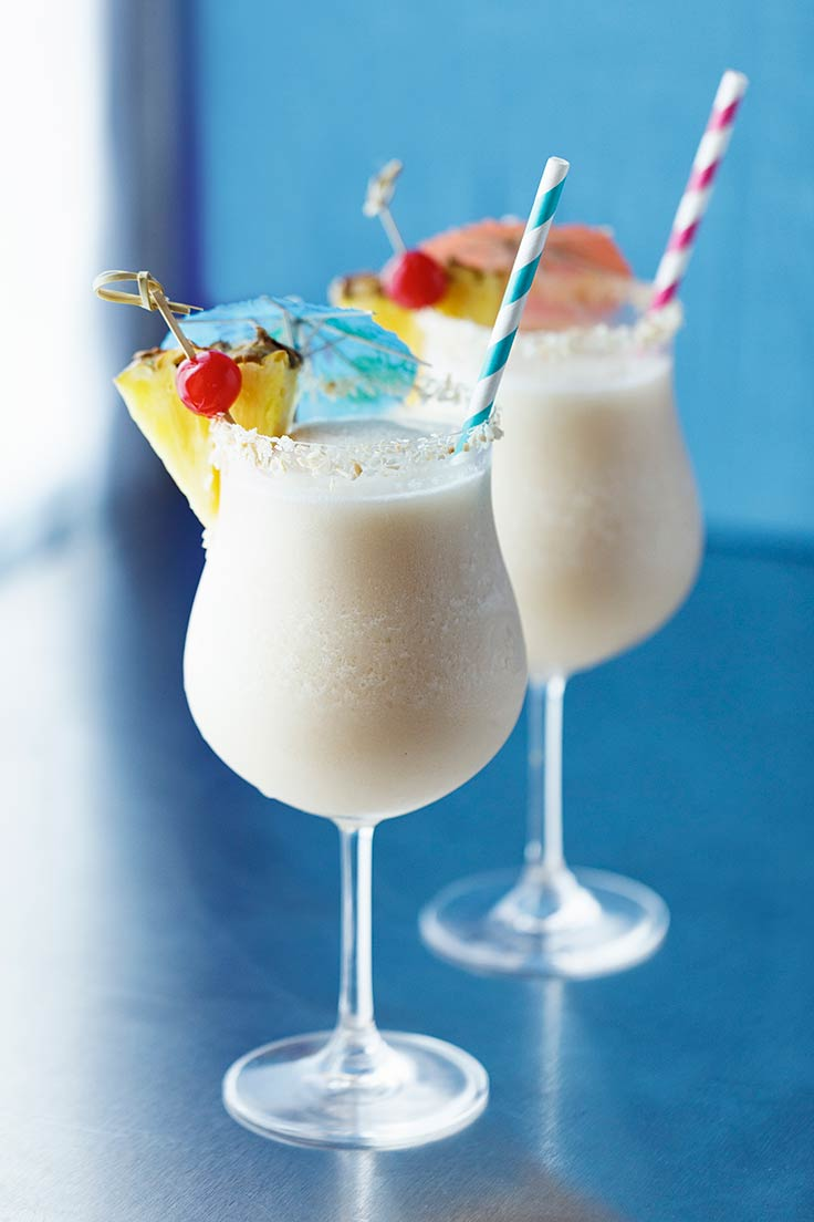 Amoretti Virgin Guava Colada: Sip on the superb tropical combination of guava and pineapple!