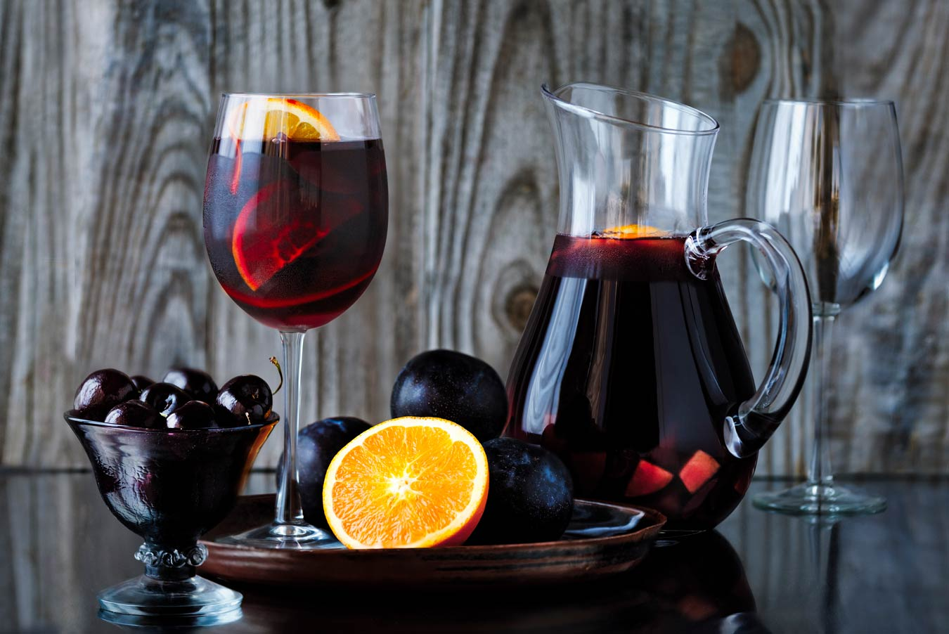 Amoretti Fall Sangria Recipe
