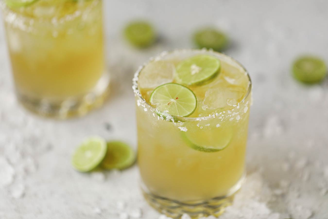 Amoretti Recipe: Key Lime Beergaritas