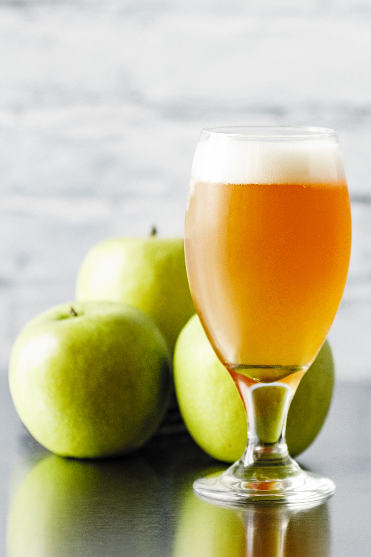 Amoretti Recipe: Berliner Weisse with Woodruff Craft Puree