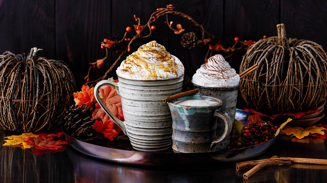 3 Amoretti Pumpkin Spice Latte Recipes
