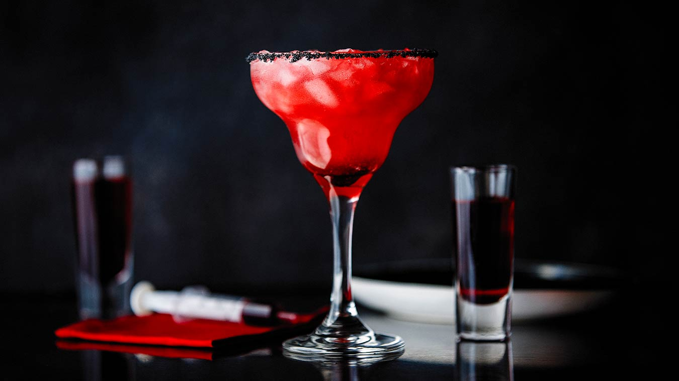 Amoretti Recipe: Bloody Good Margarita