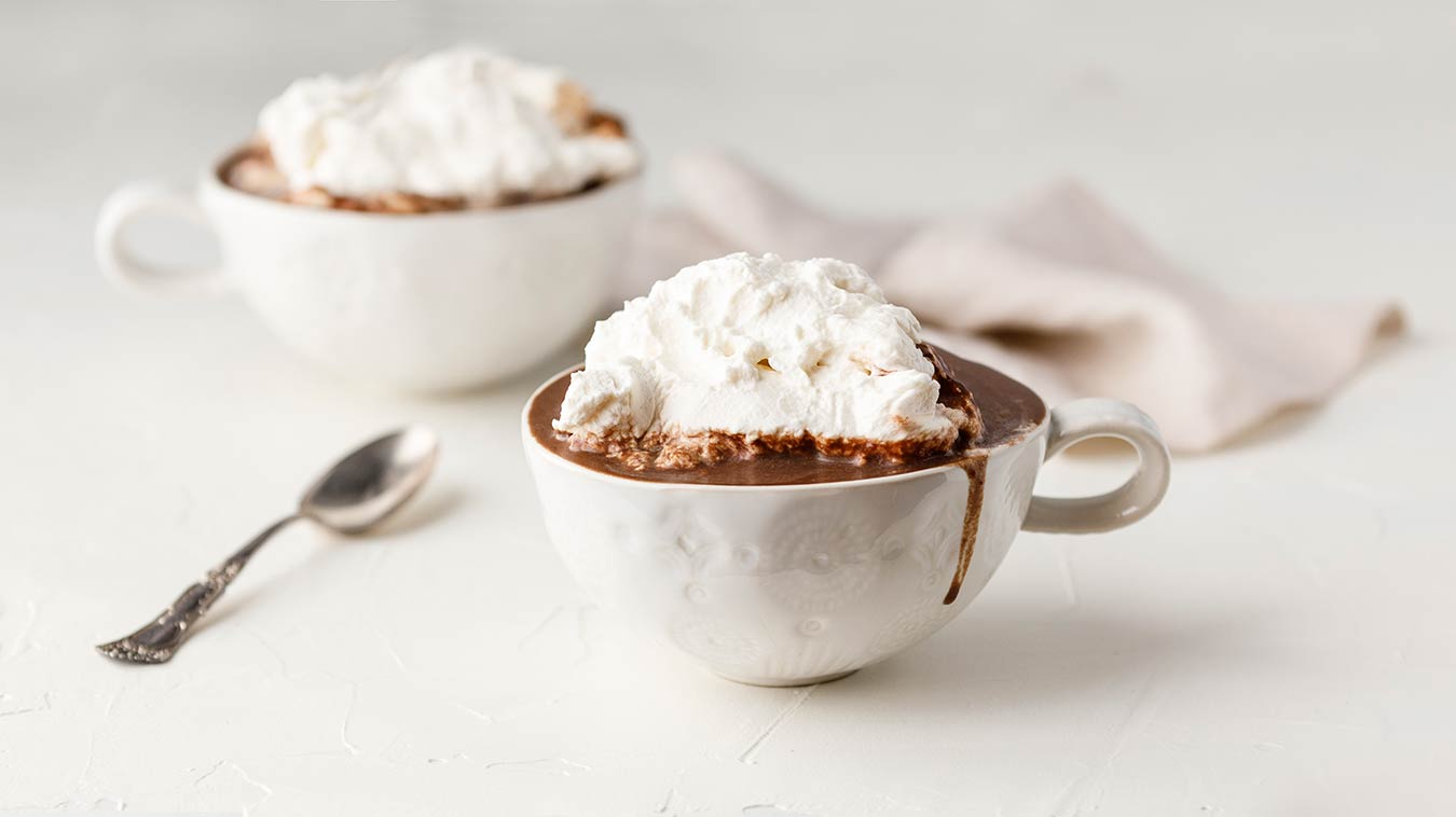 Amoretti Salted Caramel Hot Chocolate Recipe
