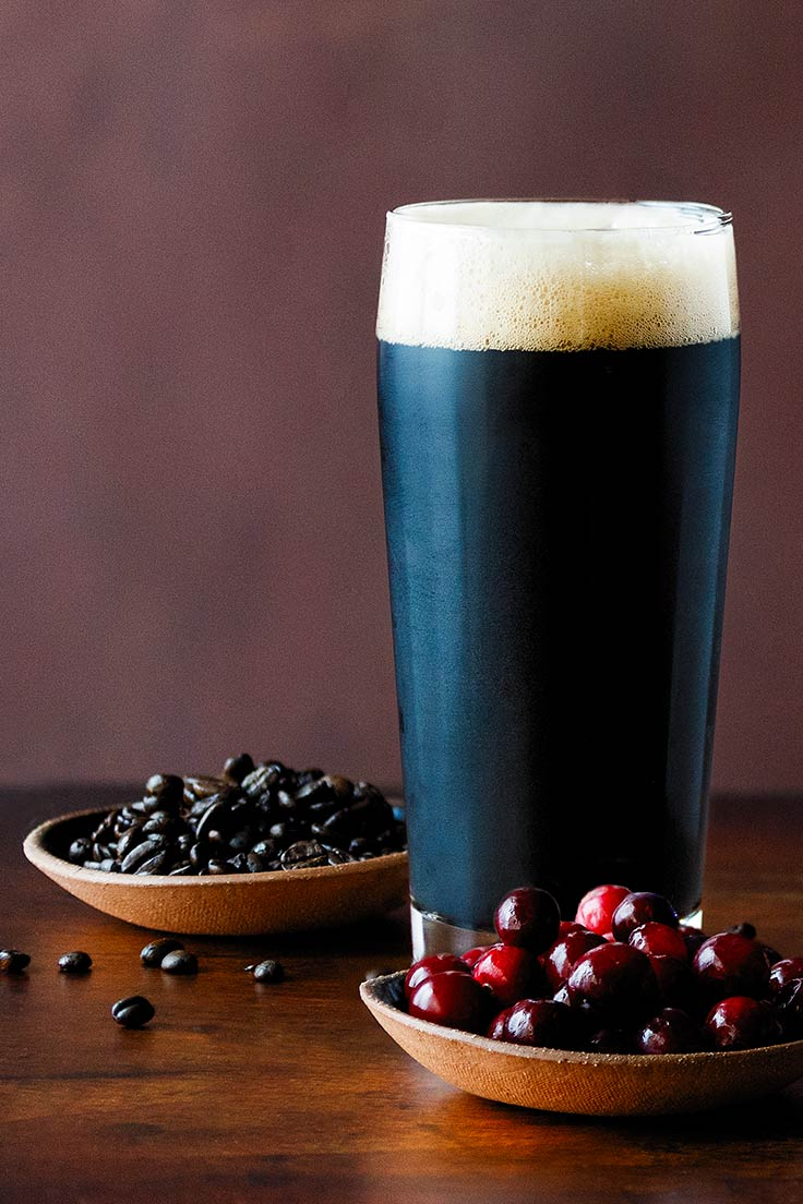 Amoretti Recipe: Stout Fest! Espresso Coffee Stout