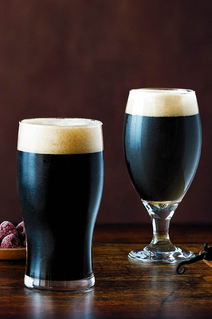 Amoretti Stout Fest! Recipes