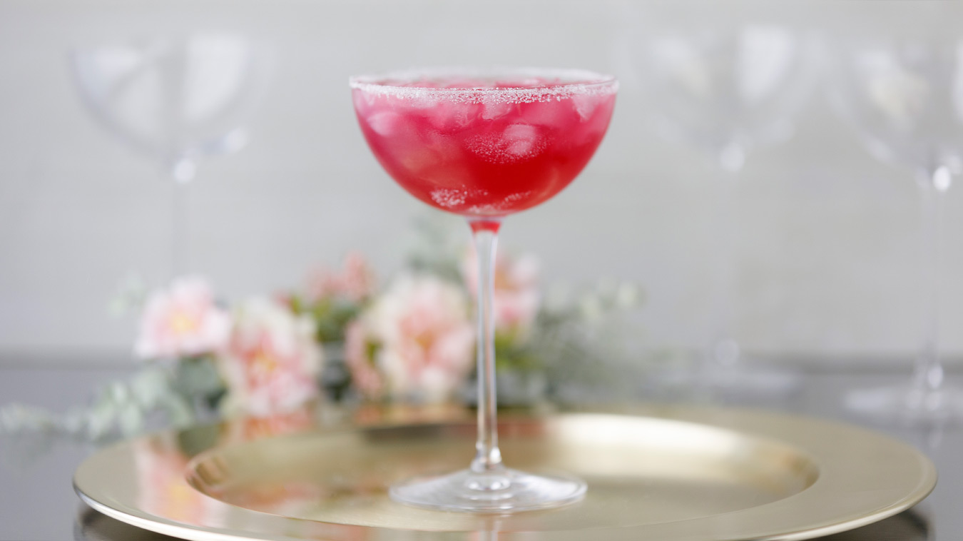Amoretti Recipe: Prickly Pear Punch