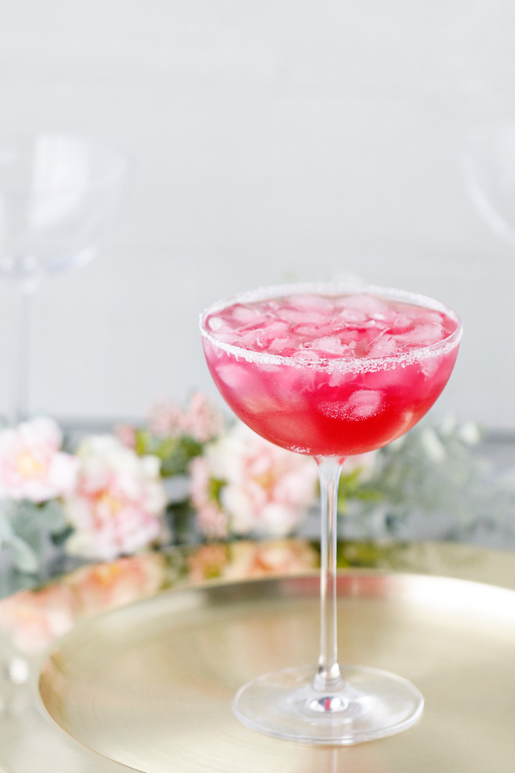 Amoretti Prickly Pear Punch Recipe