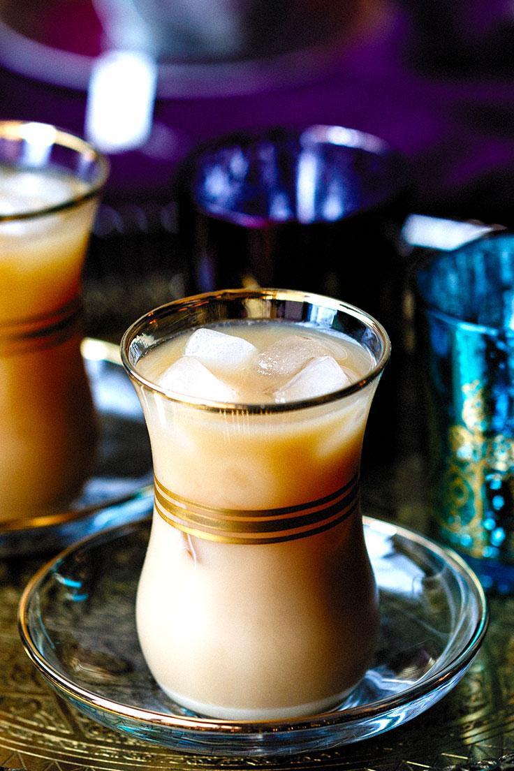 Amoretti Jasmine Iced Tea Recipe