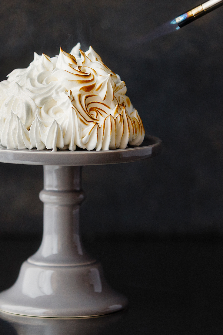 Amoretti Mini Baked Alaska Recipe