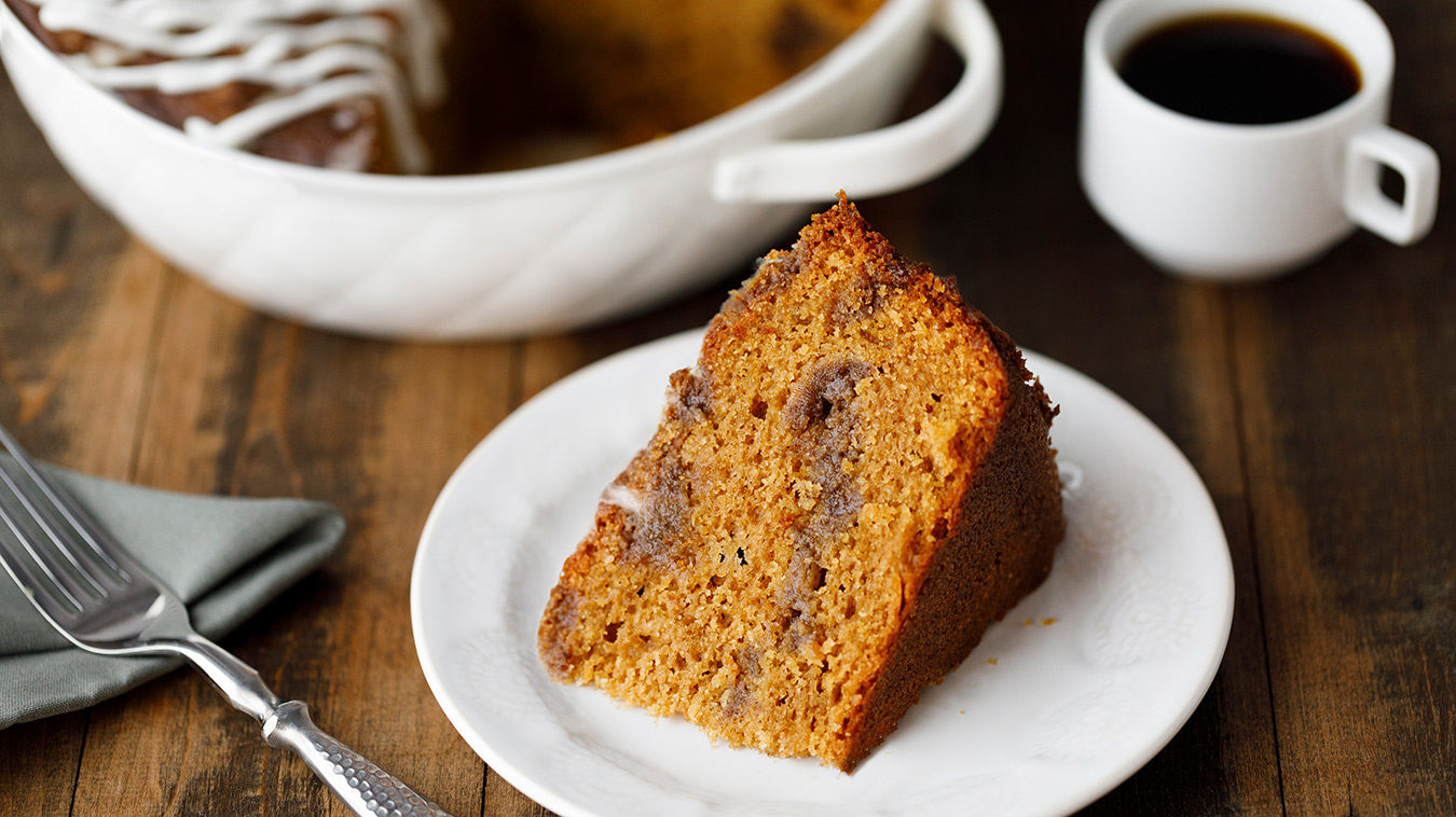 Amoretti Recipe: Brown Butter Streusel Coffee Cake