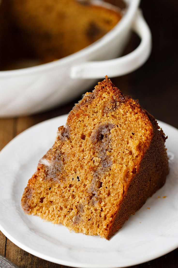 Amoretti Brown Butter Streusel Coffee Cake Recipe