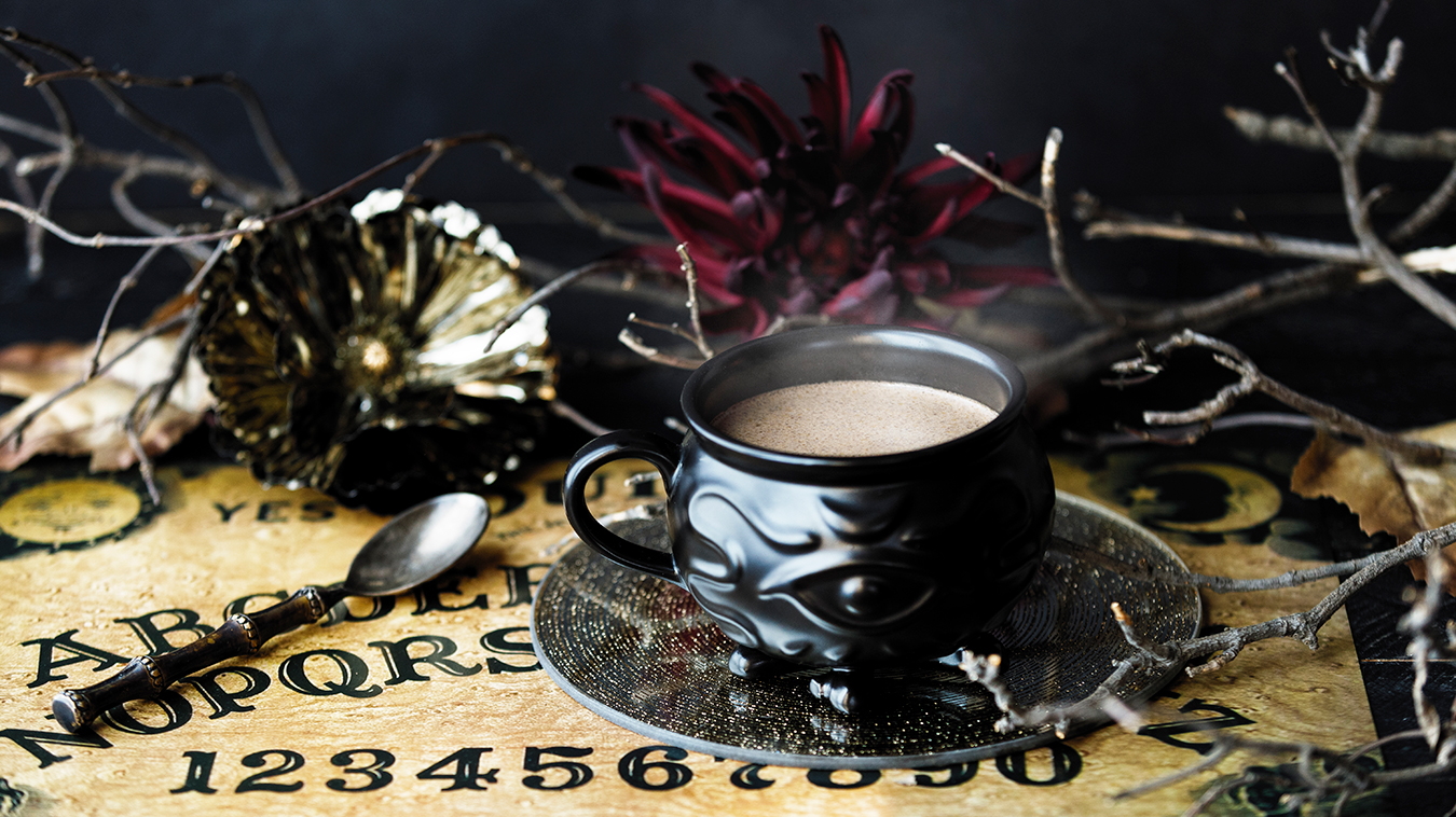 Amoretti Recipe: Witching Hour Hot Chocolate