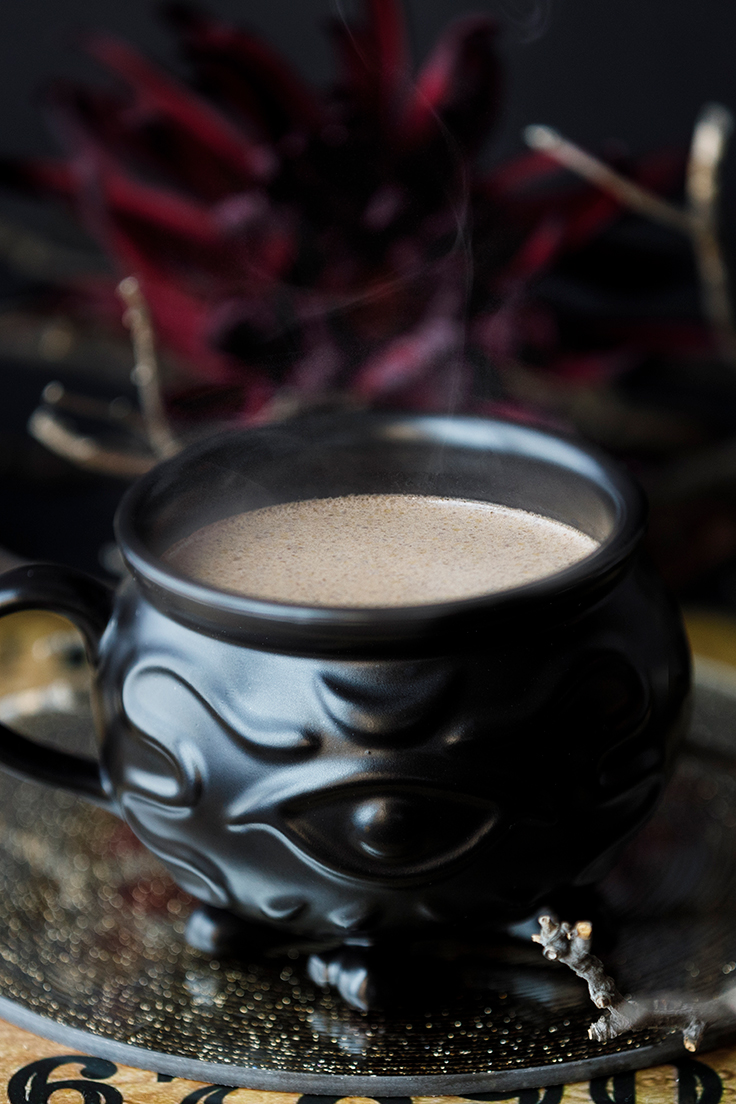 Amoretti Witching Hour Hot Chocolate Recipe